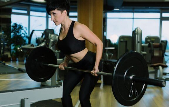 Langhantelstange: Übungen und Tipps