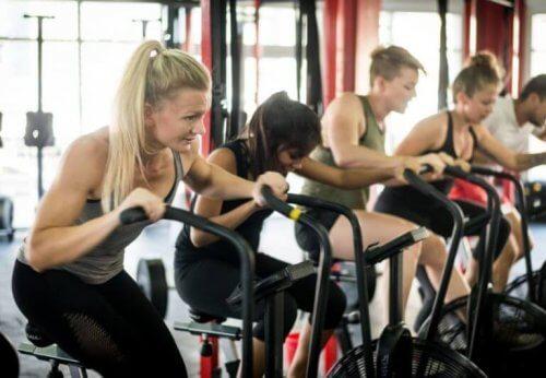 Die richtige Haltung beim Training