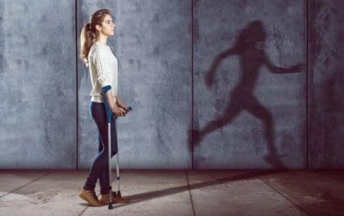 Wie deine Psyche dir helfen kann, dich von einer Verletzung zu erholen
