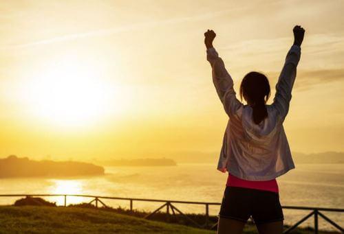 Sportmotivation: Hör nie auf zu trainieren!