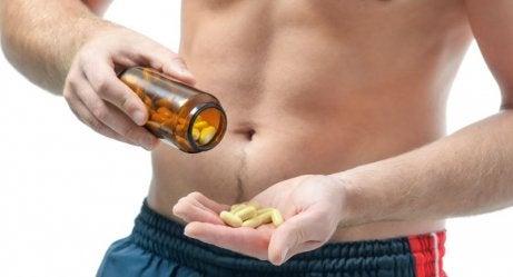 Glutamin zum Muskelaufbau