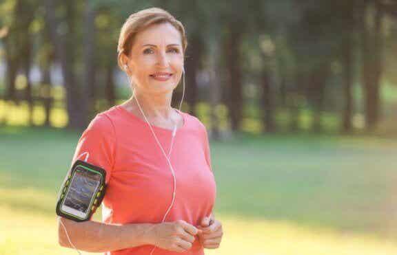 Laufen im Freien: Allgemeine gesundheitliche Vorteile