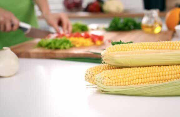 Drei Maisrezepte für das Training