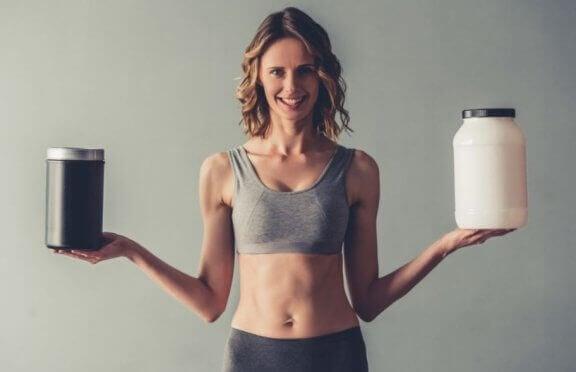 Die 5 besten Nahrungsergänzungsmittel zum Muskelaufbau