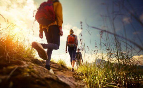 Was du beim Wandern gehen vermeiden solltest