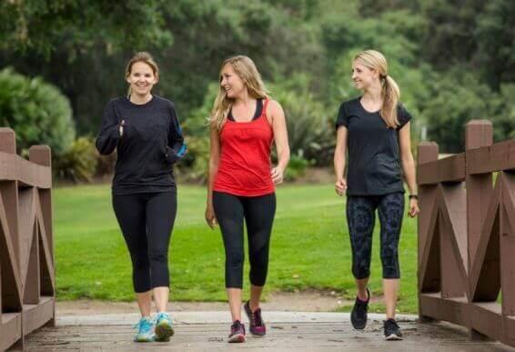 Was ist Power Walking und was hat es für Vorteile?