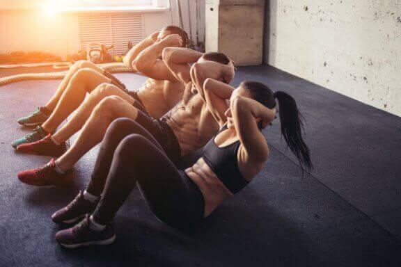 die besten Bauchmuskelübungen