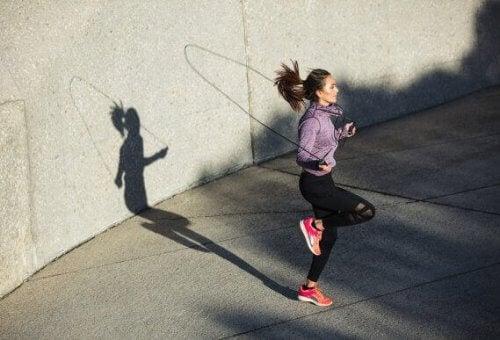 Springseil: eine tolle Cardio-Alternative