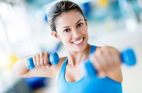 Wie man Gewichte zum Abnehmen nutzen kann