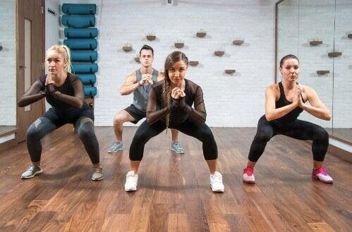 Fünf Beinübungen für ein perfektes Unterkörpertraining