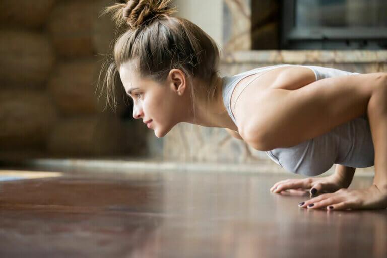 Stoffwechseltraining: Übungen für zuhause