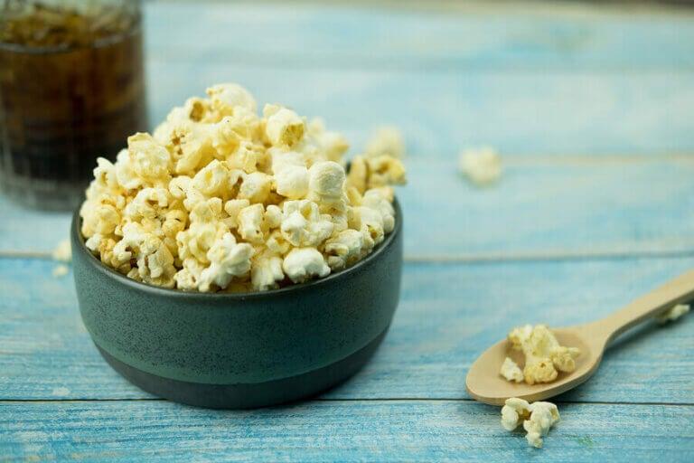 Gesunde Snacks für Sportler während der Quarantäne