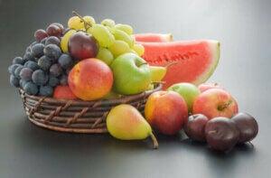 Gewichtszunahme vermeiden - Obst