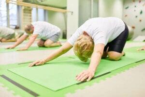 Aerobic-Trainingsplan - Dehnübungen