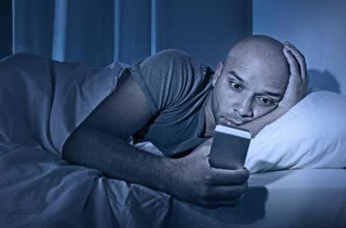 Warum kann ich nicht schlafen?