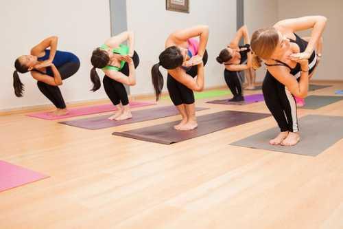 Yoga-Arten: Hatha Yoga