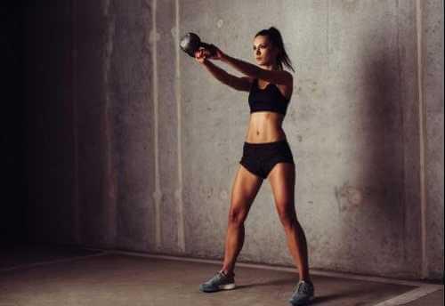 CrossFit-Training: Eine Routine für Zuhause