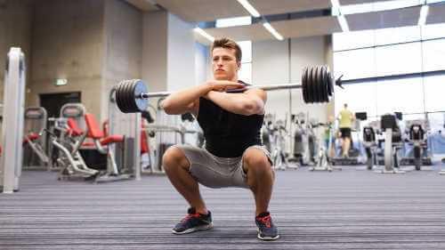 CrossFit: Front Squats