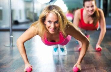 Wie lange Aerobic-Übungen, um Wie lange Aerobic-Übungen zu verbrennen