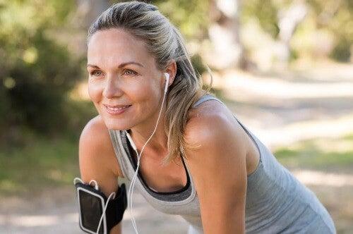 Vorteile von Sport für den Geist