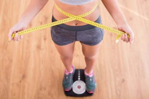 Resistente Stärke zum Abnehmen der Oberschenkel
