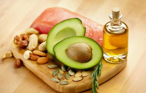 6 gesunde Fette, um die Muskelmasse zu erhöhen