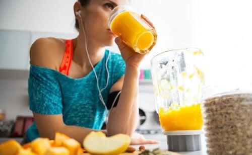 Fruchtsäfte sind gesund
