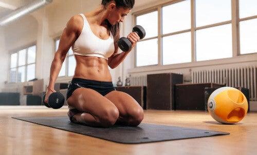 Verliere ich Muskeln, wenn ich in den Urlaub fahre?