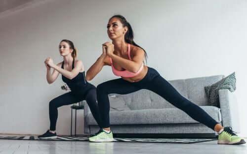 Funktionstraining - 6 Übungen für zuhause
