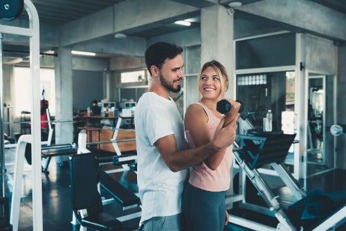 Partnertraining: Viele Vorteile für Sport und Beziehung