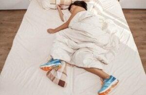 Regelmäßige Läufer haben einen objektiv besseren Schlaf