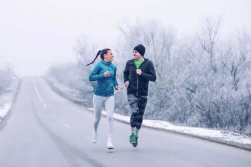 Laufen im Winter: Die besten Zeiten für dein Training