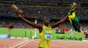 Usain Bolt ist ein ehemaliger jamaikanischer Sprinter