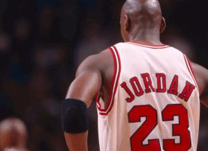Michael Jordan Bulls Trikot
