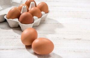 Eier sind für ihren hohen Proteinwert bekannt
