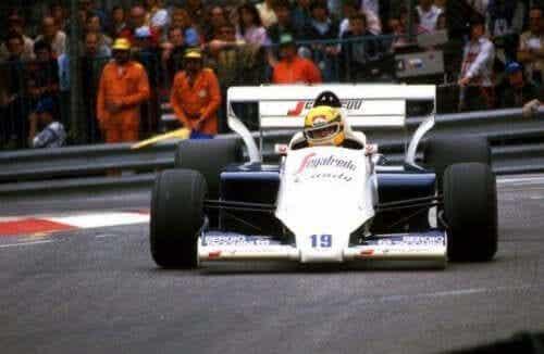 Senna und Prost: Eine Geschichte der Rivalität