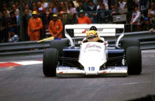 Senna und Prost - Rivalität