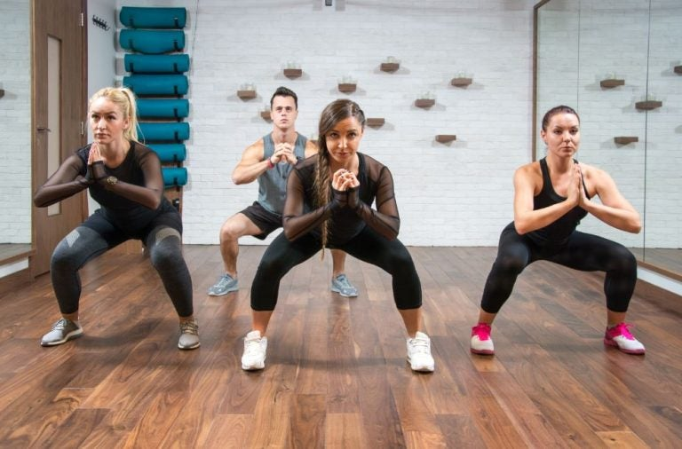 5 exercices pour les jambes