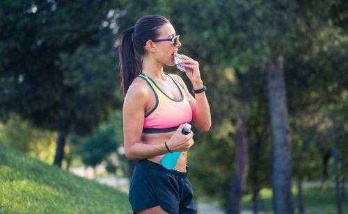 Ce que vous ne devez pas manger si vous êtes un coureur