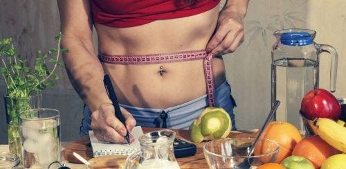 Bien manger et ne pas perdre de poids