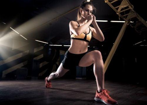 4 routines pour raffermir les muscles des jambes
