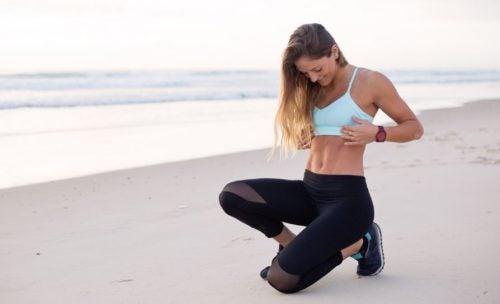 Objectif fitness : un ventre parfait