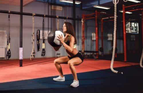Organiser une routine d'entraînement fonctionnel