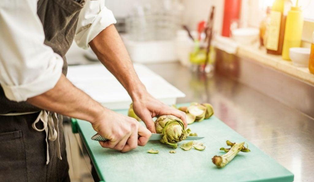4 recettes saines à base d'artichauts