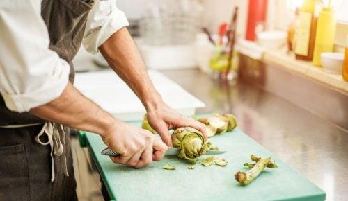 """4 recettes saines à base d""""artichauts"""