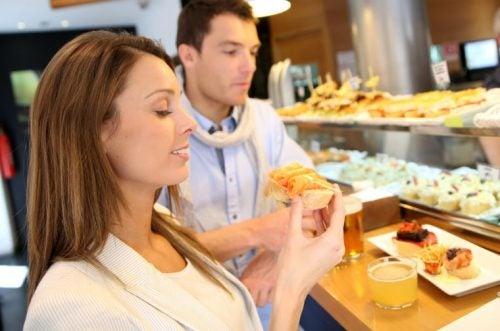 4 tapas à éviter pendant votre régime