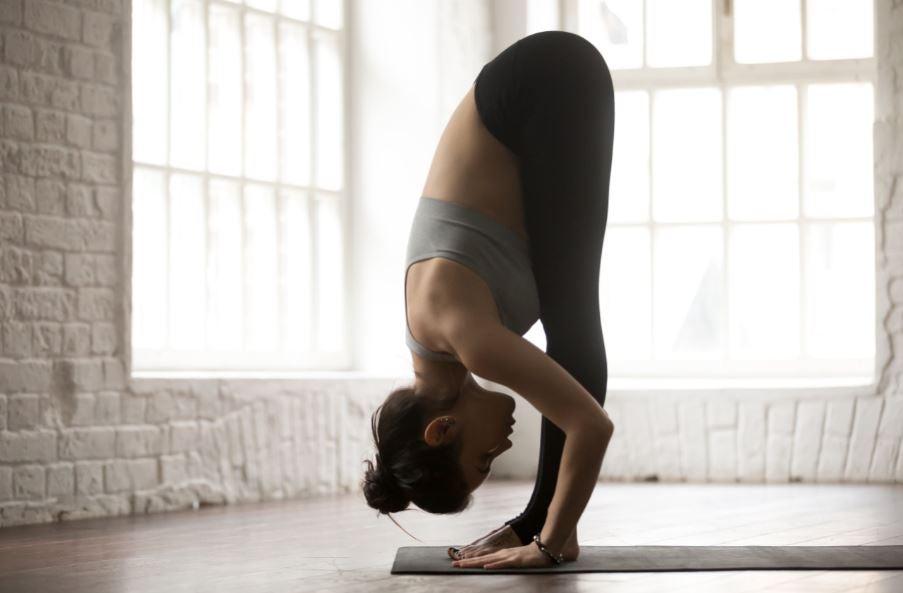 Le yoga pour maigrir.