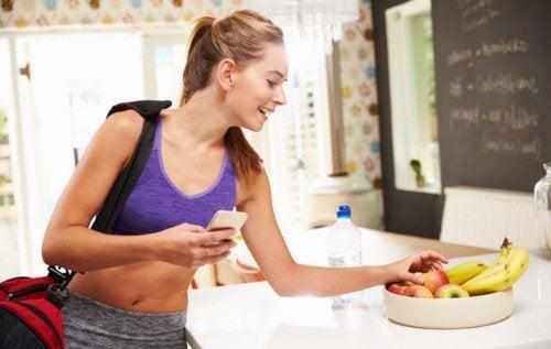 L'importance d'une bonne alimentation