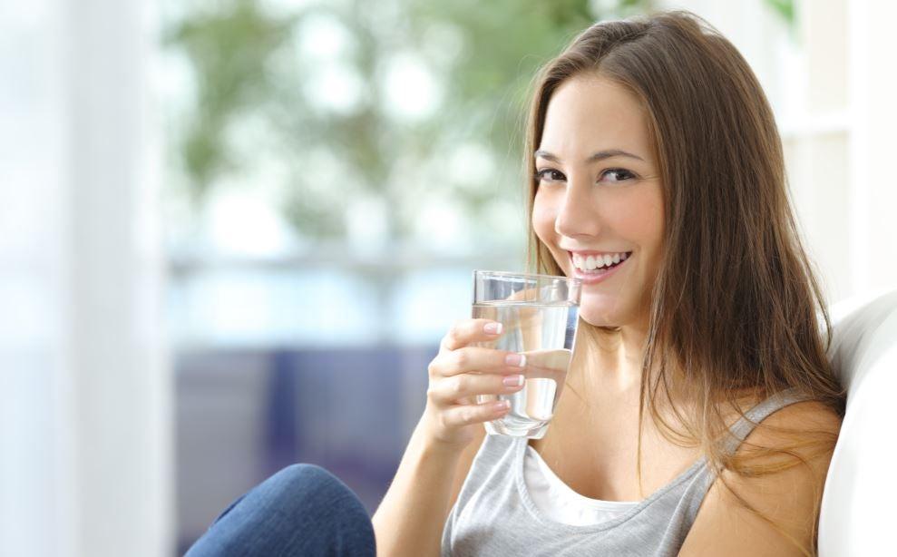 l'eau favorise la perte de poids