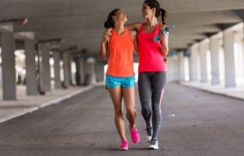 5 erreurs à éviter après la course